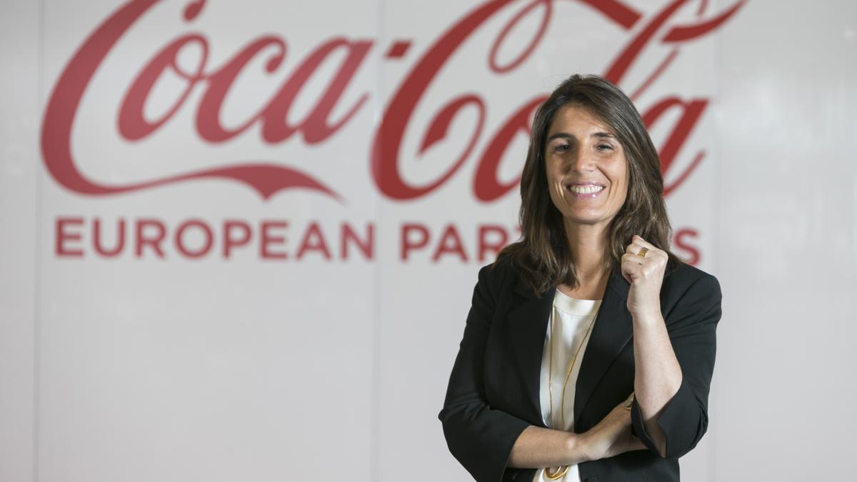 Carmen Gómez-Acebo, directora de RSC de Coca-Cola.