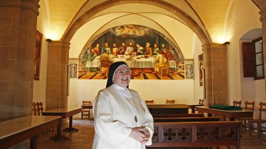 Monjas de clausura de una congregación colombiana residirán en el Palau Reial de Sineu