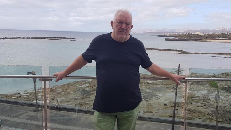 """Imanol Uribe: """"El próximo año tengo previsto rodar una película de ficción en Lanzarote"""""""