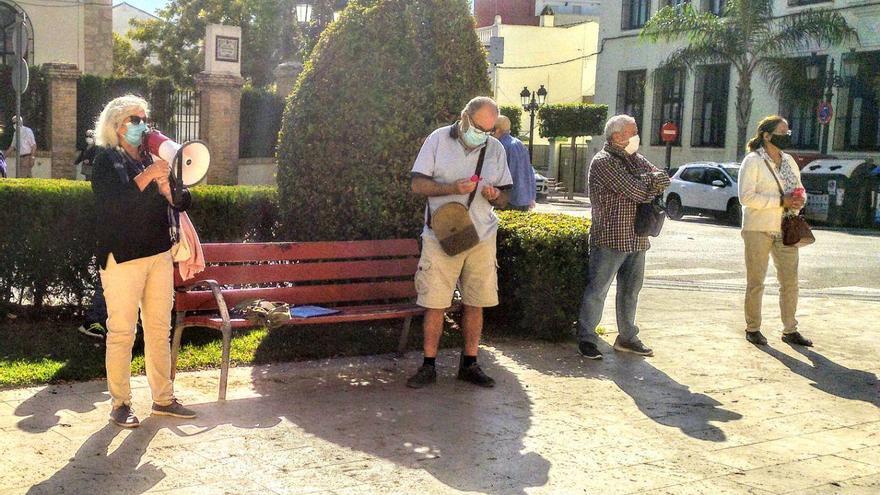 Pensionistas de Paterna exigen «unas pensiones públicas y dignas»