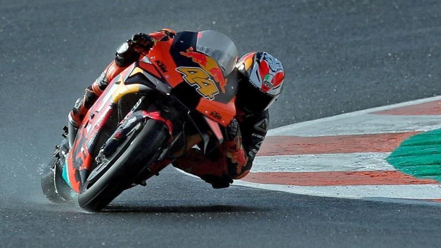 Carrera de MotoGP del Gran Premio de Europa, en directo
