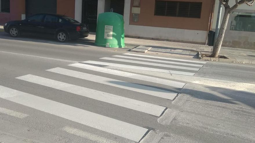 Nules mejora la seguridad en los paseos por el casco urbano