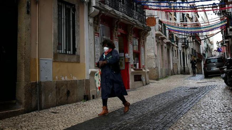 Situación preocupante en Portugal con los hospitales debordados por covid