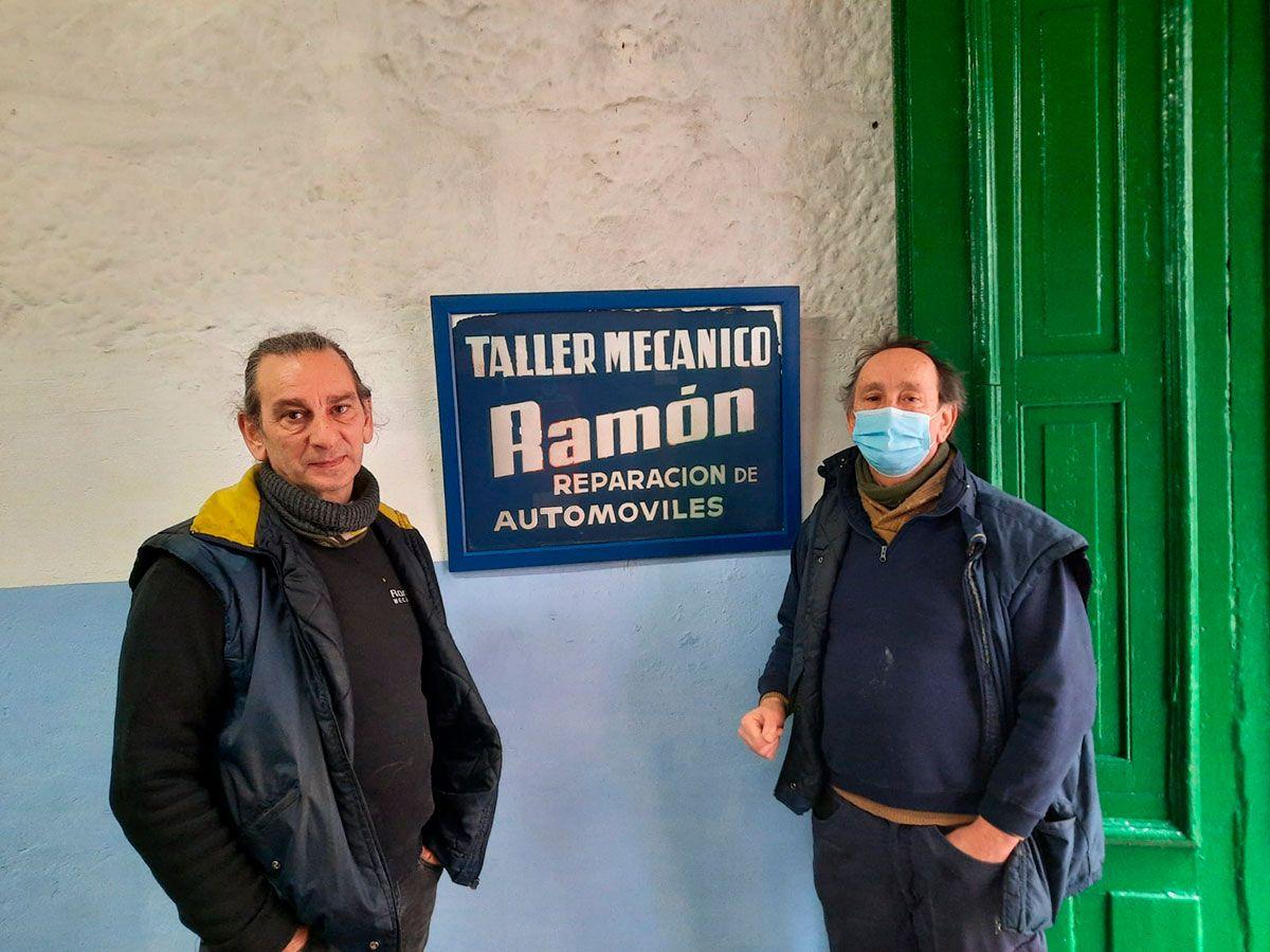 """El taller mecánico """"Ramón"""""""