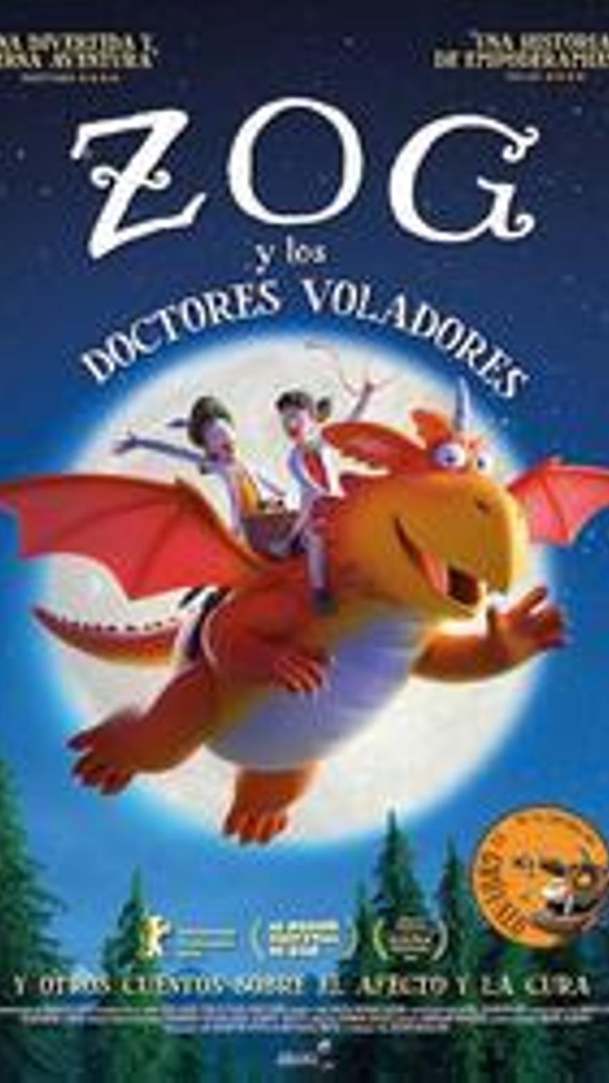 Zog y los doctores voladores, y otros cuentos sobre el afecto y la cura