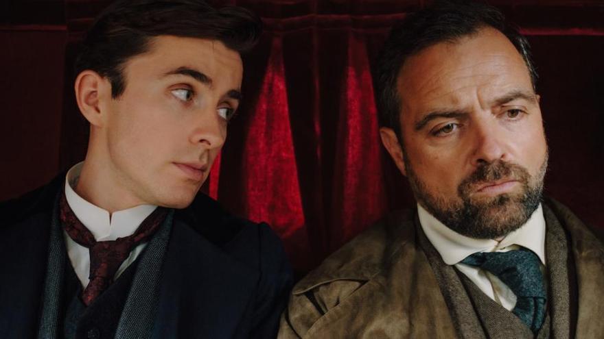 La sèrie policíaca de la BBC «Vienna Blood» s'emetrà a Movistar+