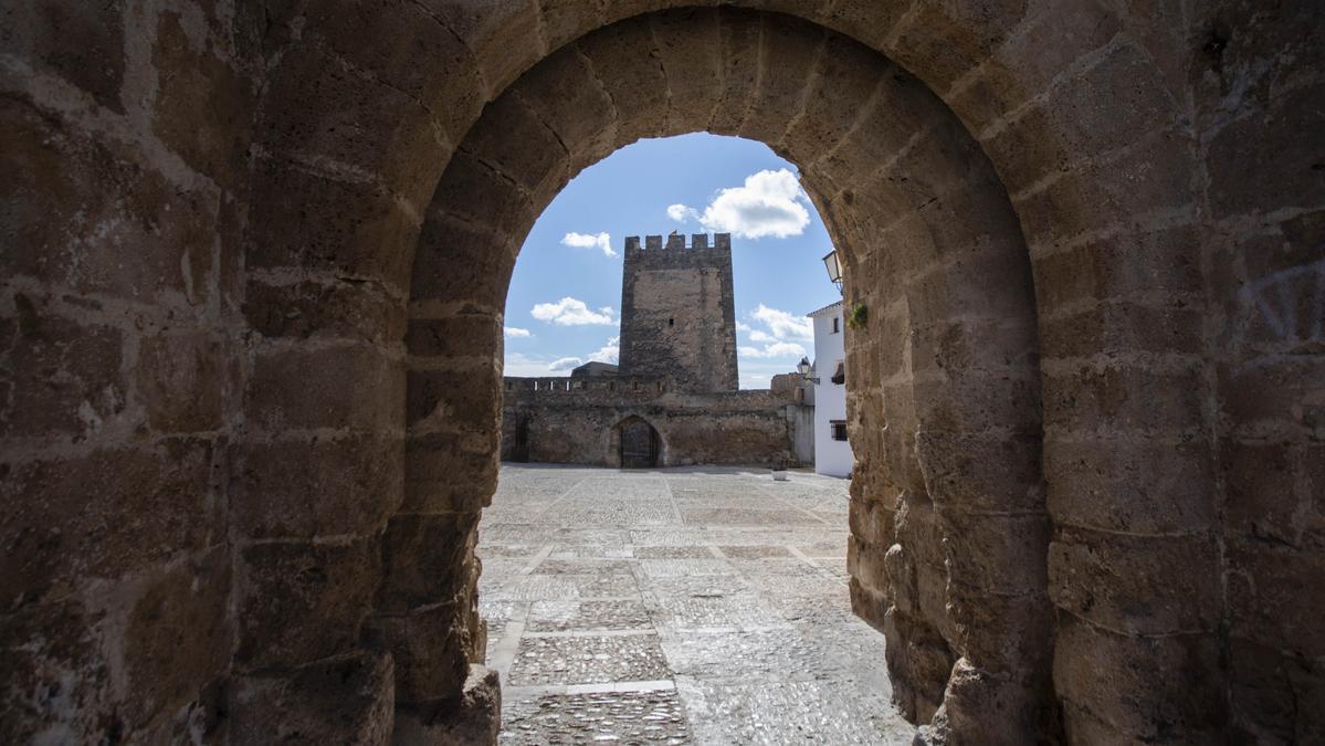 Castillo de Buñol.