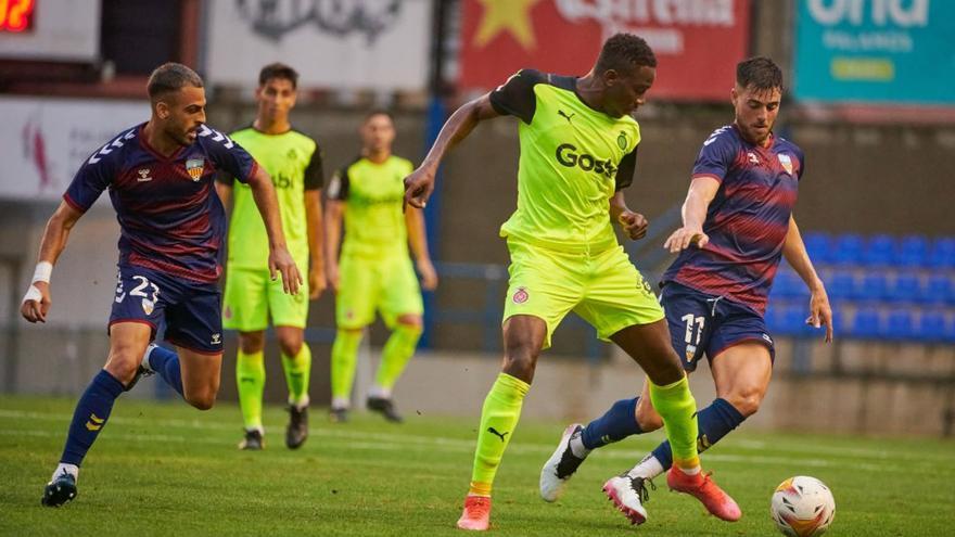 Un altre pas endavant del Girona (0-2)