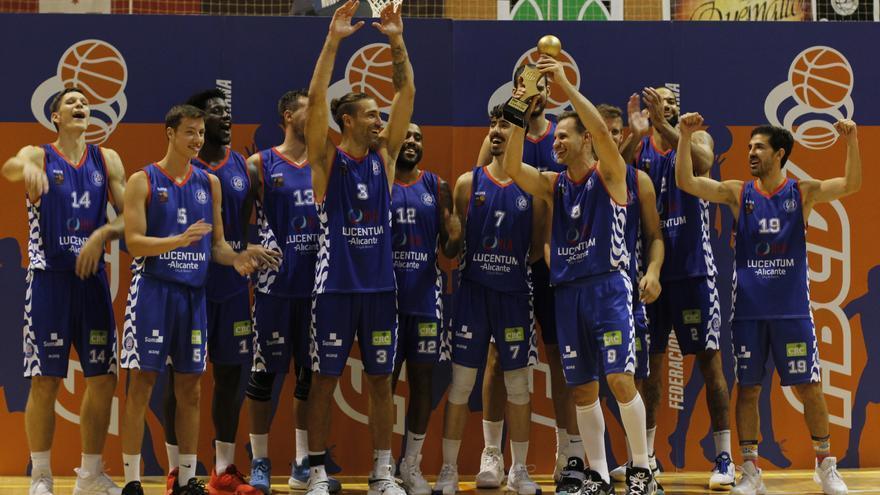 El HLA Alicante se lleva la Lliga Valenciana Oro