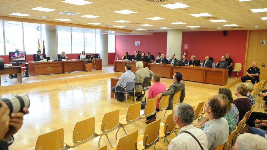 Juan Cuenca y Valentín Ion, culpables de dar muerte a los holandeses