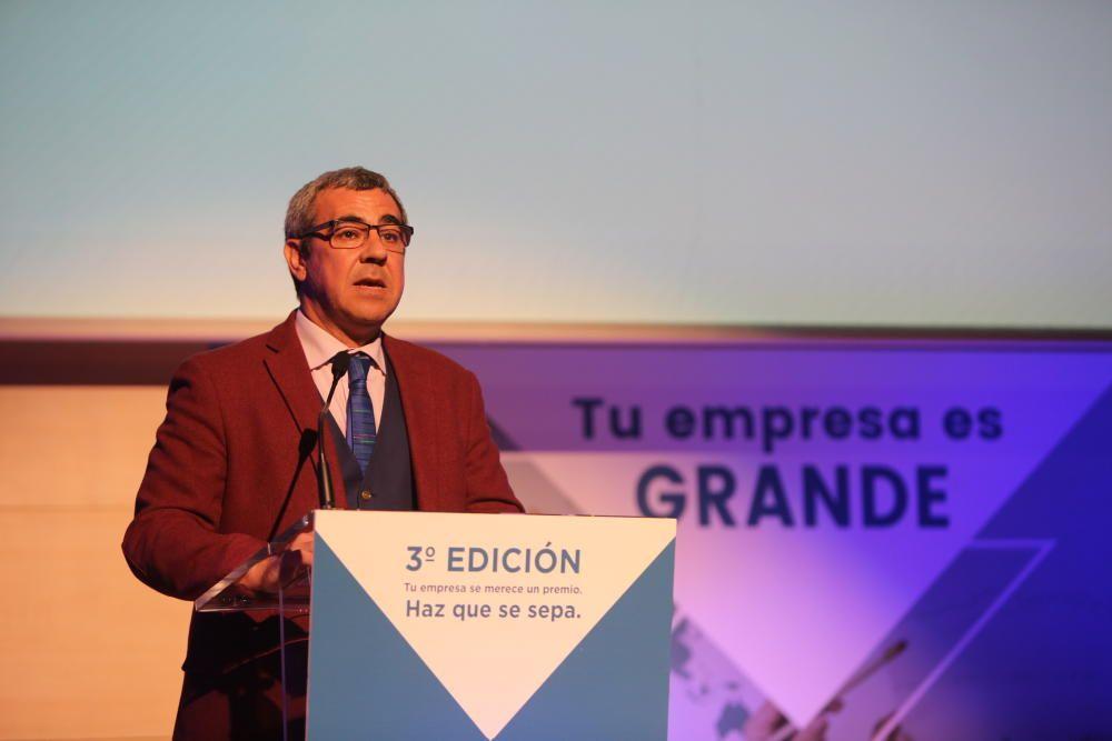 El gerente de INFORMACIÓN, Jesús Javier Prado