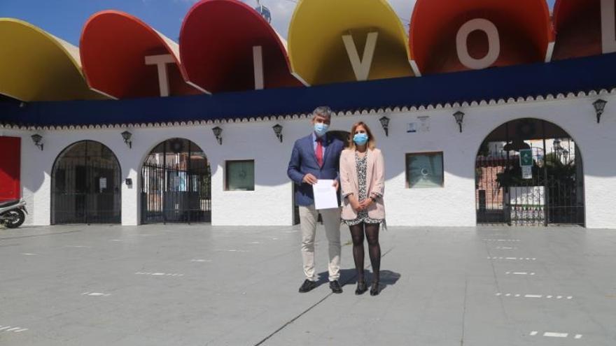 Benalmádena no descarta la expropiación para mantener el parque de atracciones Tivoli