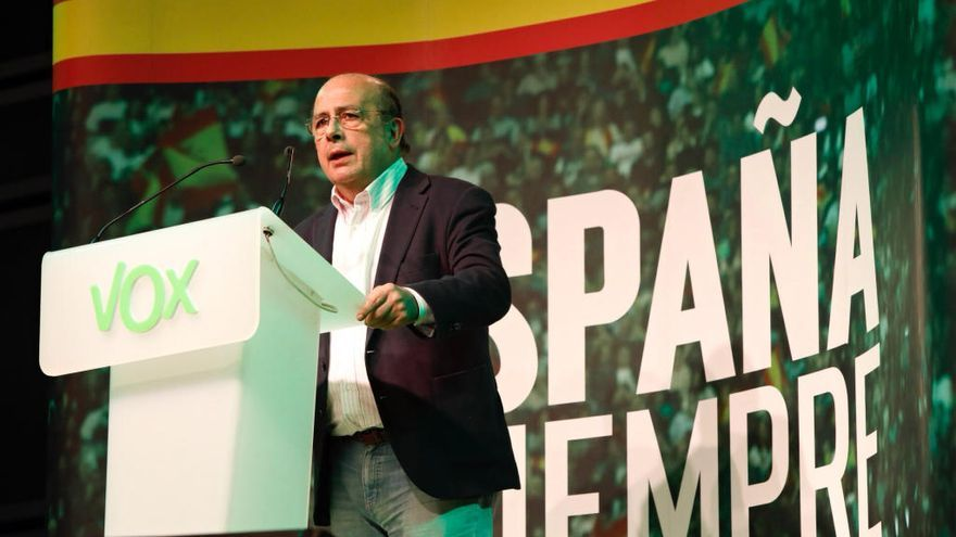 Gil Lázaro: el valenciano ex del PP que mece la cuna de Vox en el Congreso