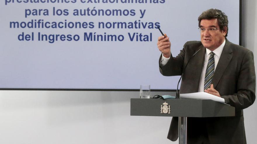 Escrivá diu que el govern espanyol no contempla un nou confinament domiciliari