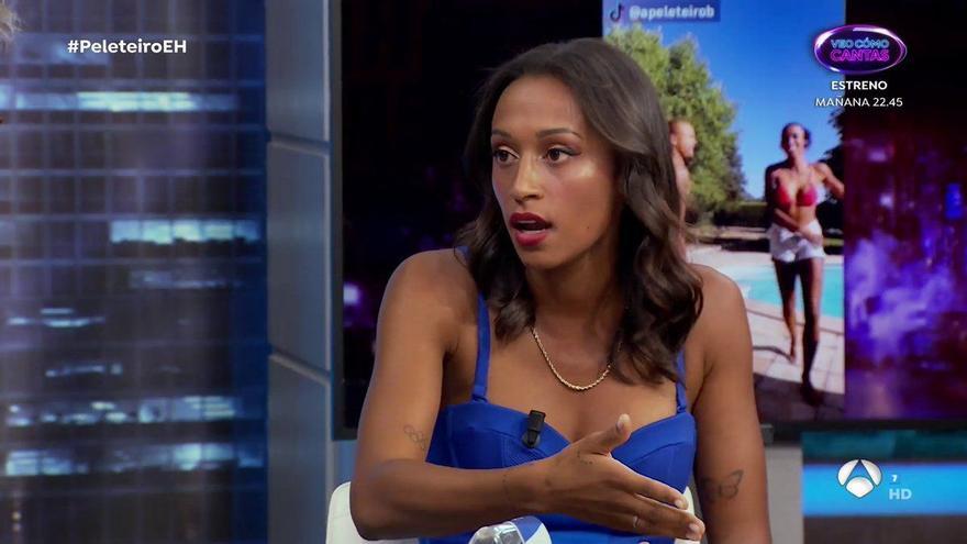 """Ana Peleteiro habla sobre sus declaraciones virales: """"Se me educó en que decirle negro a alguien era ofenderlo"""""""