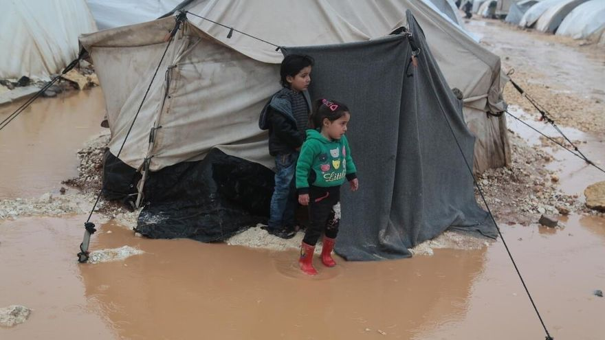 Las catástrofes climáticas se han cobrado más de 410.000 vidas en la última década