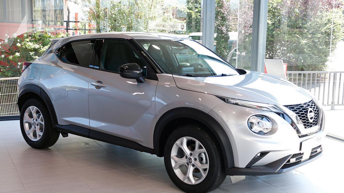 Imagen de un coche para una nueva compra