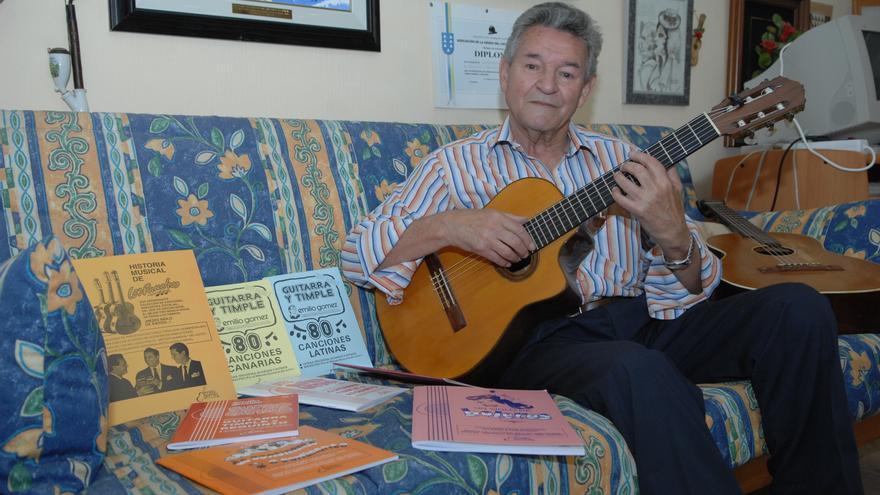 Emilio Gómez: Adiós al mecenas de una generación