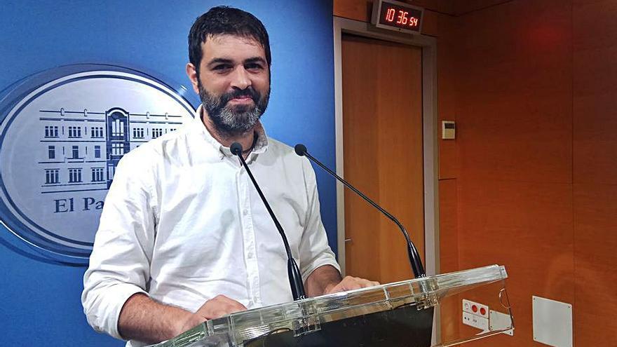 Josep Ferrà decide hacerse a un lado y no asumirá nuevas responsabilidades en Més