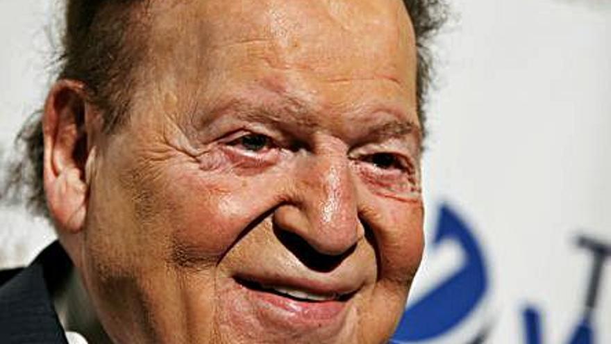Fallece Sheldon Adelson, el promotor de Eurovegas