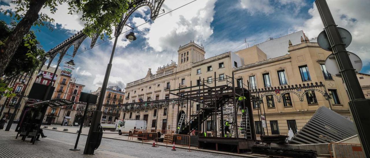 Alcoy suspende sus fiestas de Moros y Cristianos 2020 de manera definitiva