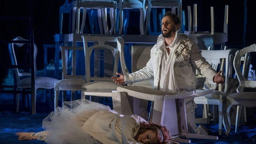 'L'isola disabitata', una petita gran òpera de cambra a Castelló