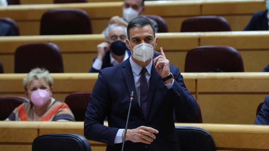 Sánchez defiende en el Congreso su plan anti-crisis dispuesto a no prorrogar la alarma