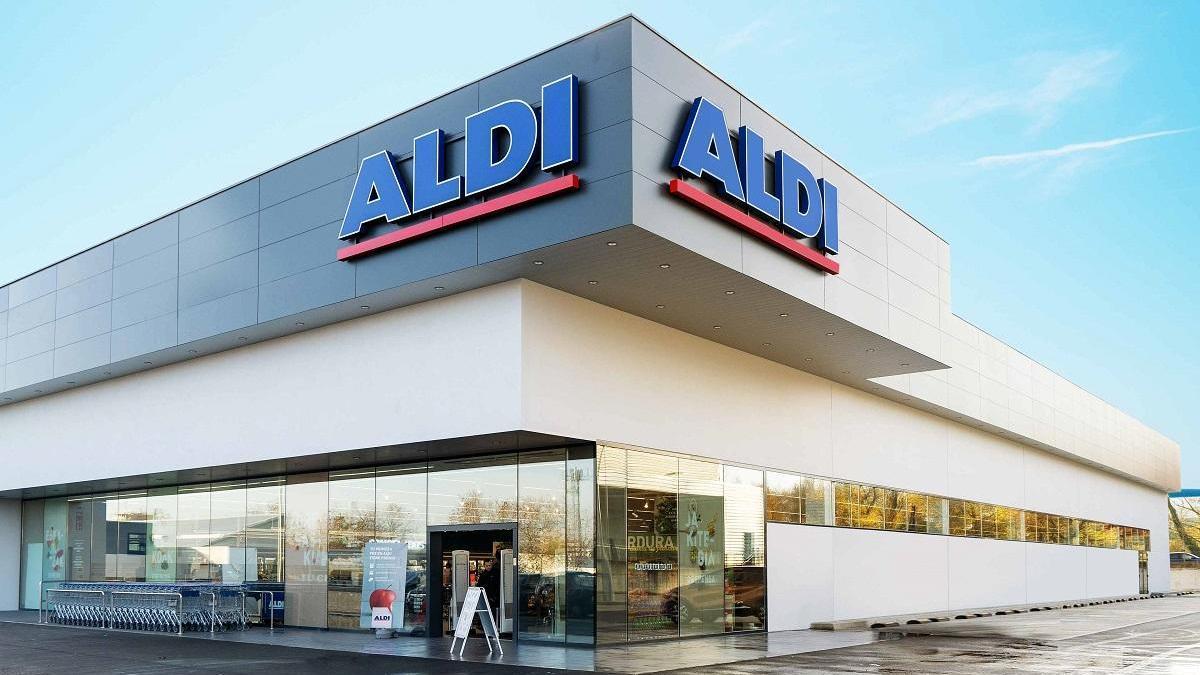 Un supermercado de Aldi.
