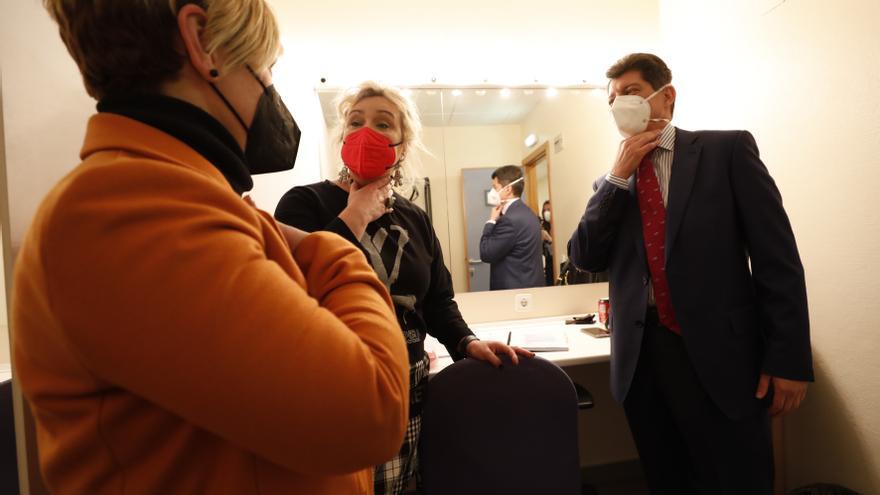 Cantar en tiempos de pandemia: Profesionales de la Ópera desvelan los problemas de ensayar con mascarilla