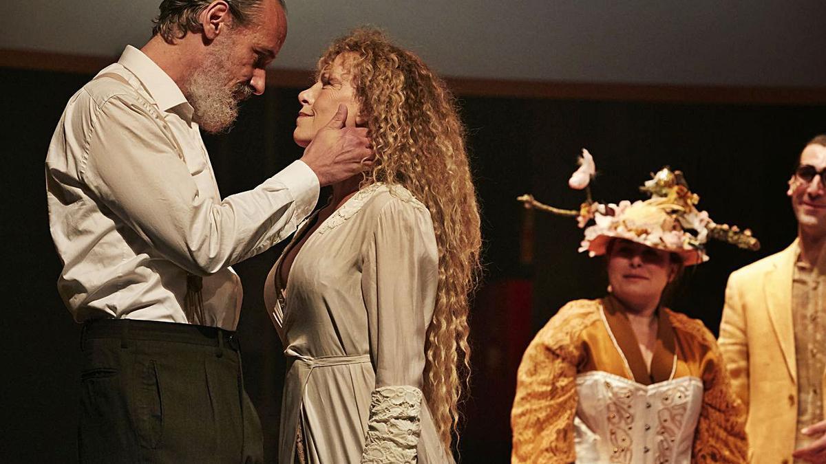 Una escena de 'La Casa de los Espíritus' que es representarà el 14 i 15 d'agost. | IVC