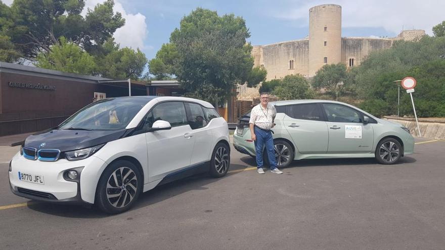 """""""Nuestras islas son el escenario idílico para los vehículos eléctricos"""""""