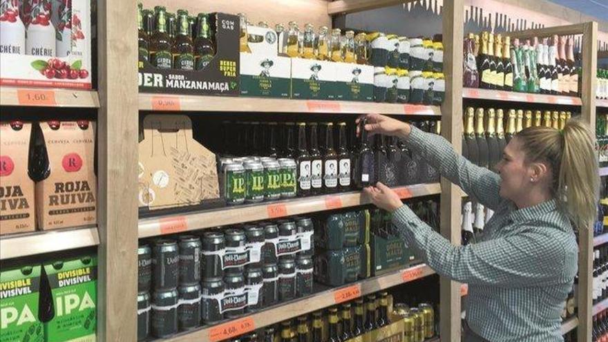 Mercadona refuerza el surtido de cervezas y ofrece 70 referencias