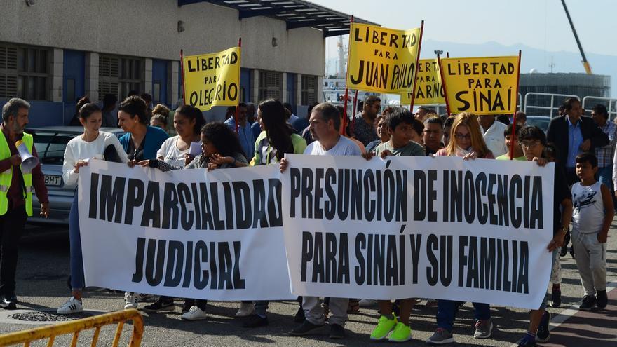 """El """"secretario"""" de Sinaí Giménez recusa al titular del Juzgado Número 3 de Cangas"""