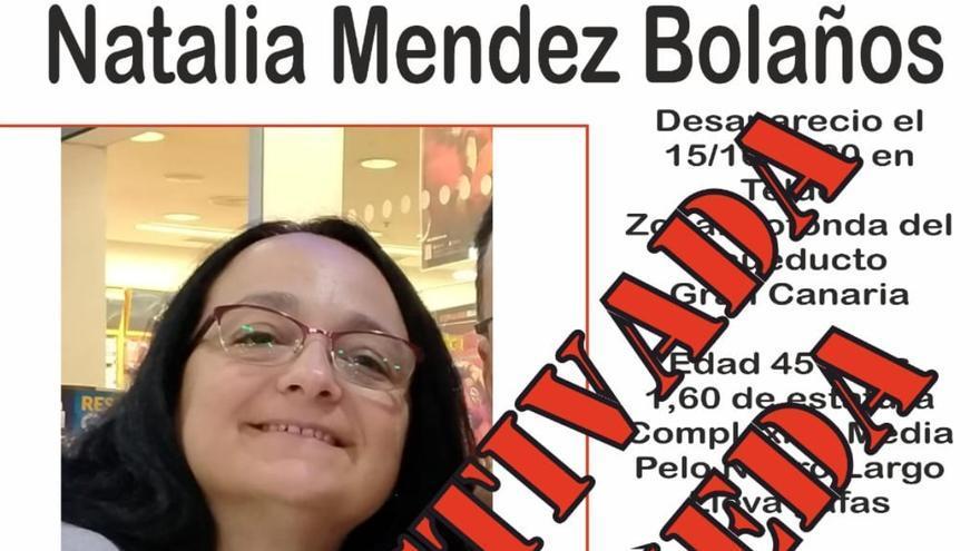Localizada la mujer desaparecida en Telde