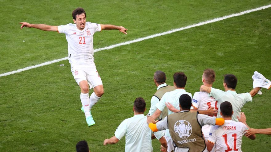 España pasa limpia de tarjetas a cuartos y lo haría a semifinales