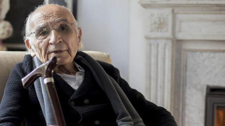 El poeta valencià Francisco Brines guanya el Premi Cervantes 2020