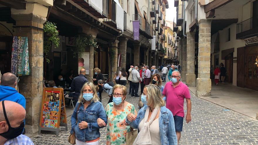 El turismo de interior de Castellón mantiene el 'boom' del pasado verano