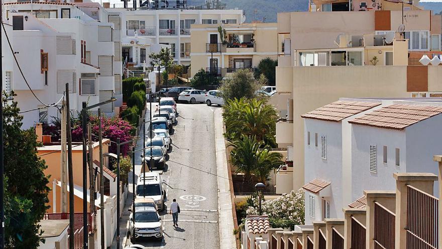 El control de acceso al barrio de Puig des Molins se implantará tras el verano