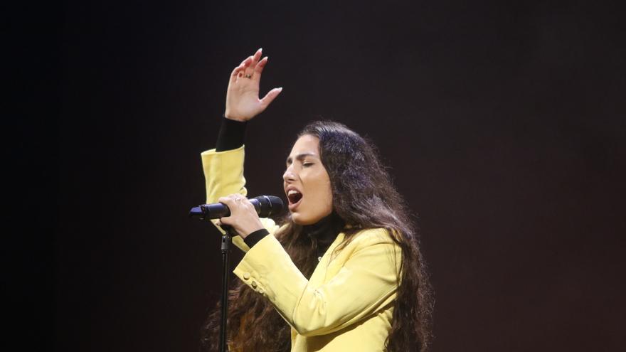 María José LLergo estrena la canción 'Que tú me quieras'