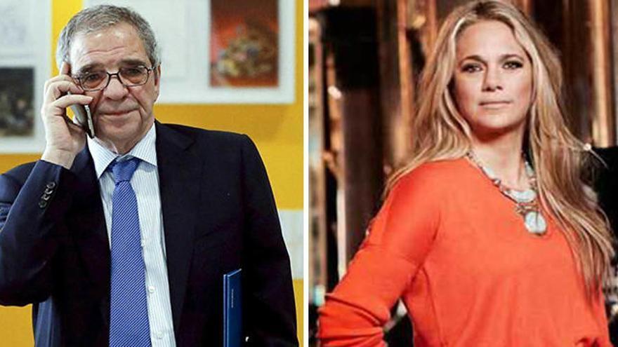 César Alierta e Isabel Sartorius, una nueva amistad rosa