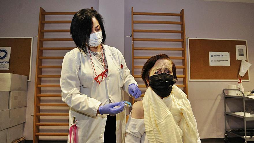 La vacunación antigripal y el refuerzo del Covid arranca con las comarcas libres de coronavirus