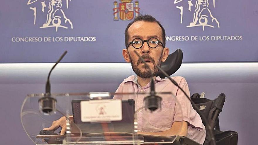 Podem pressiona el PSOE en proposar la creació d'una empresa pública d'energia