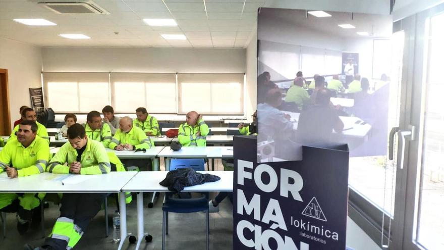 Lokímica arranca el curso colaborando con diversas universidades