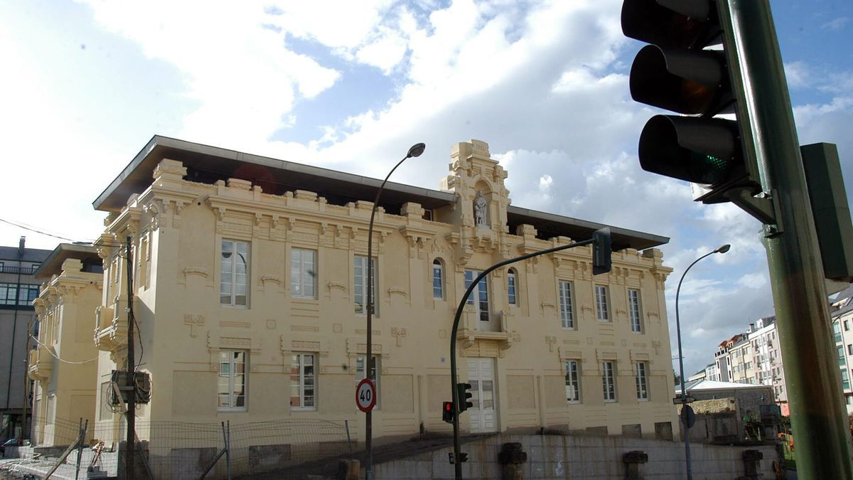 Hotel San Roque, en Betanzos
