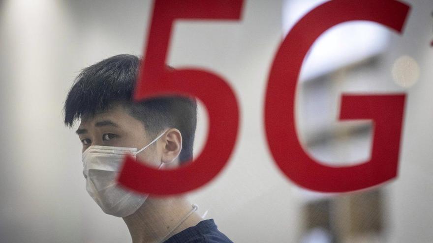El 5G llega ya a 65 países con 165 redes de telecomunicaciones