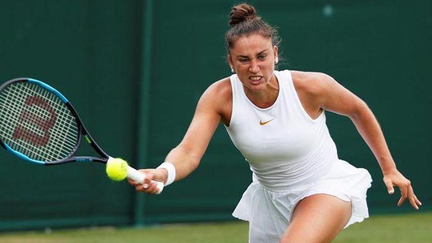 Sorribes cede en segunda ronda de Wimbledon ante Carla Suárez