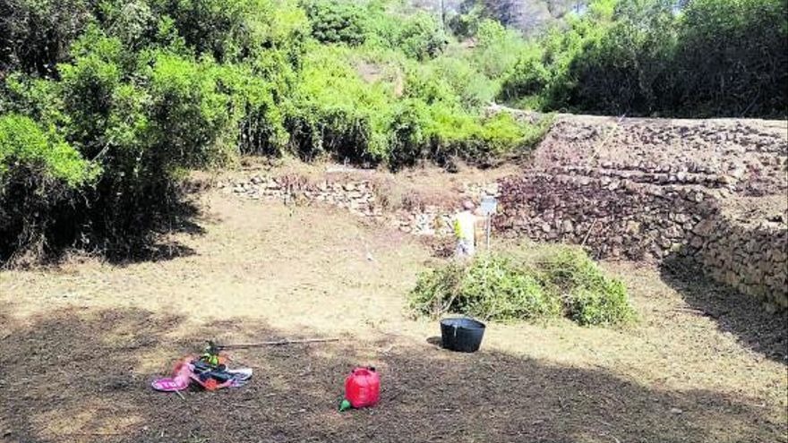 Sagunt recupera la Font de Rivera tras décadas     de abandono