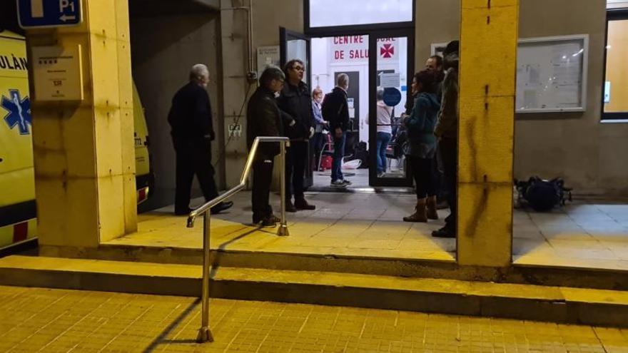Set persones queden atrapades a Portbou després que Adif tanqués l'estació