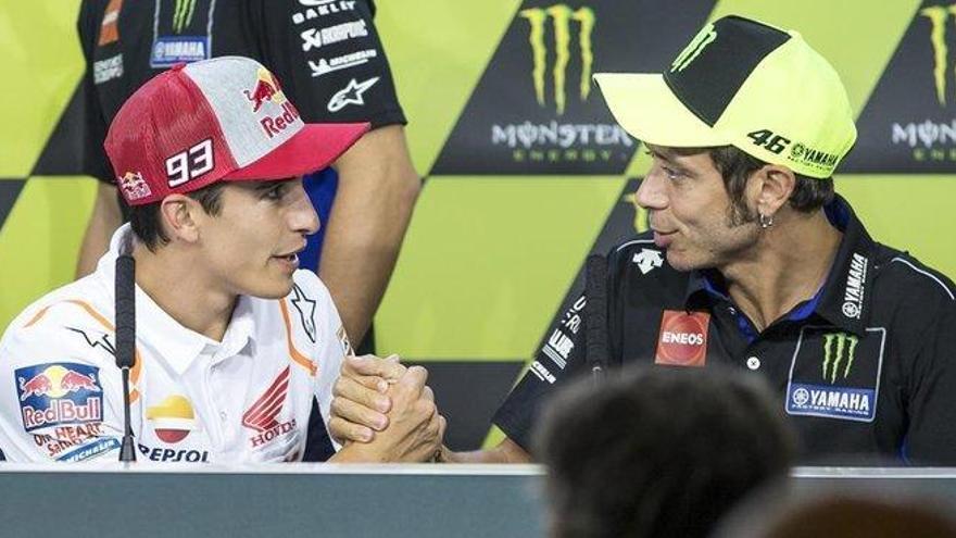"""Rossi: """"¿Retirarme?, la gente busca clics, no la verdad"""""""