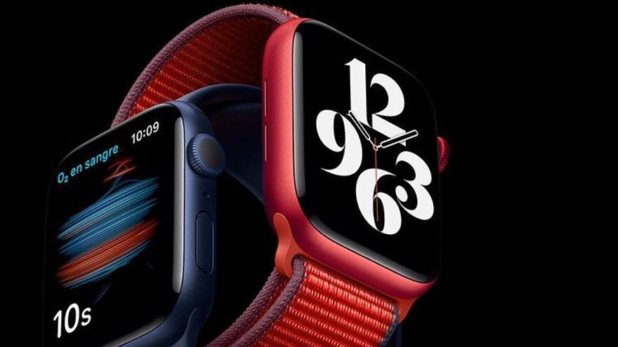 Las mejores ofertas en Smartwatch del Cyber Monday ¡con el iWatch 6 más barato que nunca!!